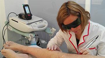 Unidad de Laserterapia | K-Láser Azul